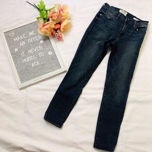 Frame demin   skynny Jeans size 26 Frame Deni
